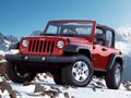 Jeep牧马人原创试车