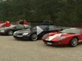 量产跑车最高速度测试