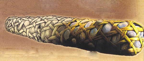 竹笼施工设计图