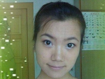 女村官车娅婷生前生活照曝光 很漂亮(组图)