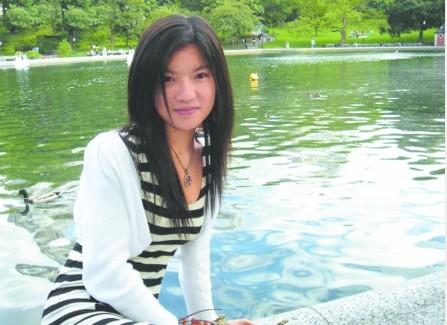 成都23岁美女ceo恋上马云?图