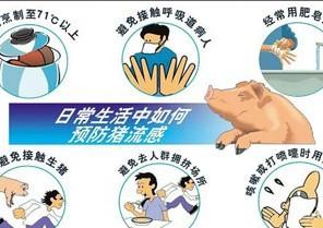 如何正确预防甲流感?