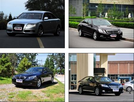 曾几何时,这些车是五六十万元买车的不二之选,现在则不一样了