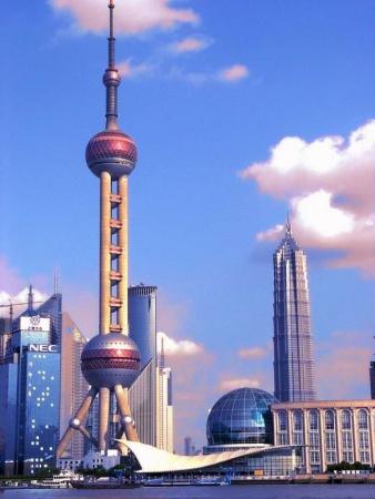 上海_东方明珠塔