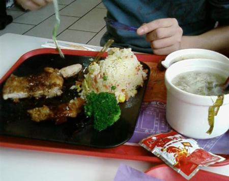 大众口味的丰盛美食成都物美价廉的佳肴_川味关路快餐山海武汉图片