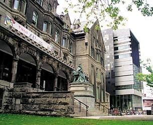 2010年加拿大最新大学排名
