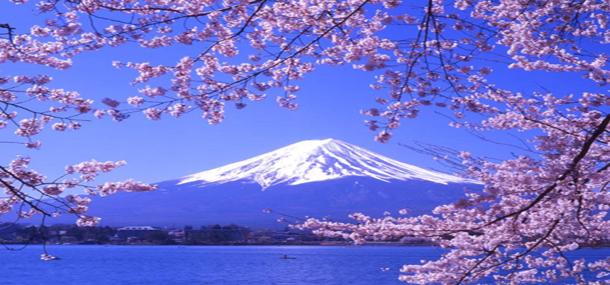 富士山风景图片 高清