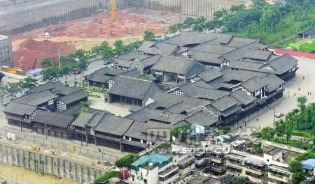 大慈寺老院落   大慈寺历史文化街区规划还在制定中,开街还...