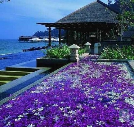 巴厘岛spa体验
