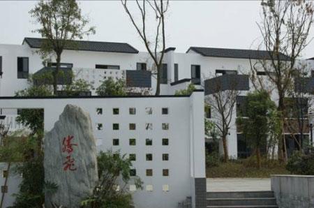 清泉镇是四川成都市青白江区域