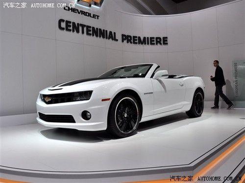 科迈罗(chevrolet camaro)是雪佛兰的进口车厂进口雪佛兰于高清图片