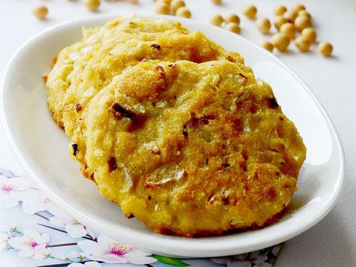 【商都】豆渣饼的做法_豆渣饼的做法大全_饼的做法
