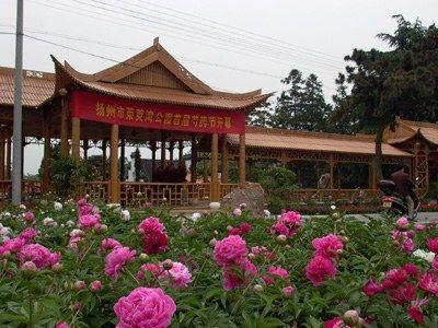 扬州地区最大的野生动物园落户于园内