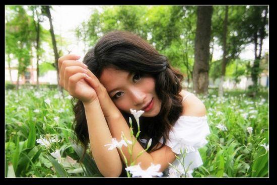 校园美女生活照日本校园美女成都市春天看花十大美景