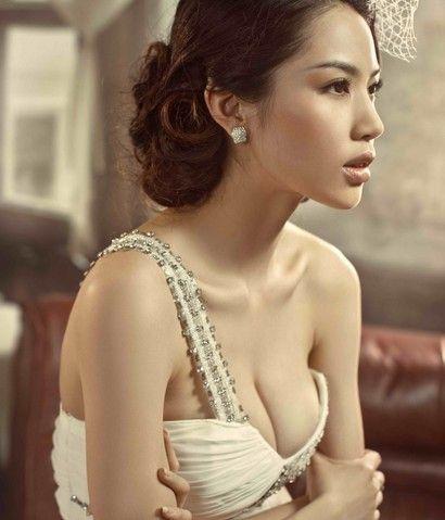 新娘发型 打造唯美婚礼