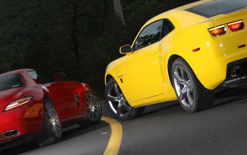 变形金刚中的汽车-激情的碰撞 全面了解 变形金刚 主角高清图片
