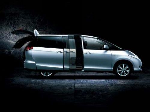 普瑞维亚总共三款车型   普瑞维亚高清图片_普瑞维亚壁纸高清图片