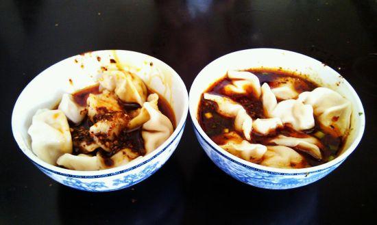 素馅藕水饺的做法大全图解