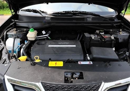6dvvt作为奇瑞2011年搭载了先进发动机技术的量产