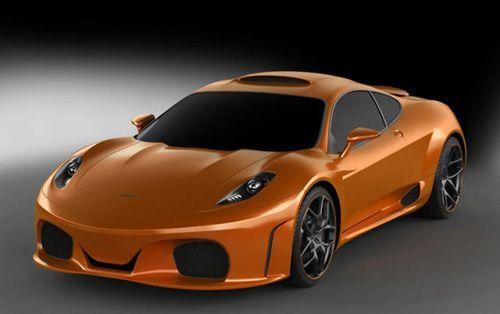 第五名:法拉力限量版跑车,1.2亿元。