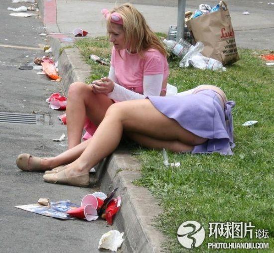 美女喝醉酒之后 资讯中心