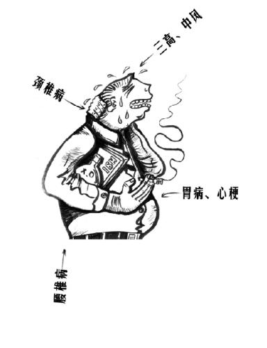 简笔画 手绘 线稿 384