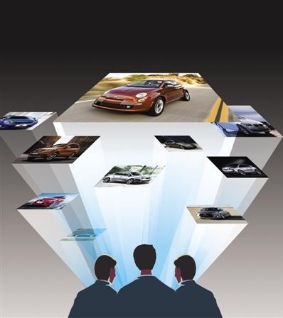 向有车一族进军 2012年初汽车导购