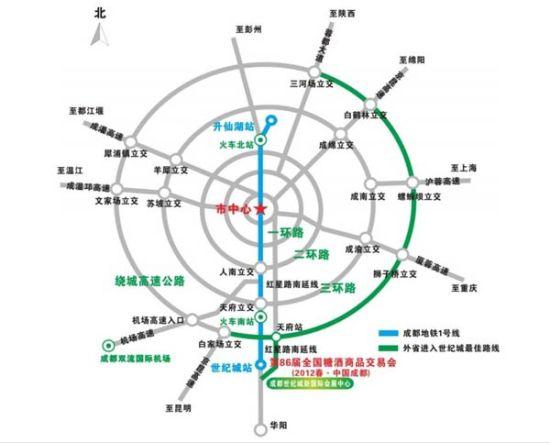 天府新区龙泉森林公园规划图