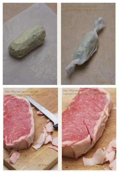 不同部位牛排的美味diy做法