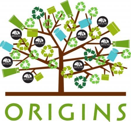 """就已为""""origins悦木之林""""植树项目"""