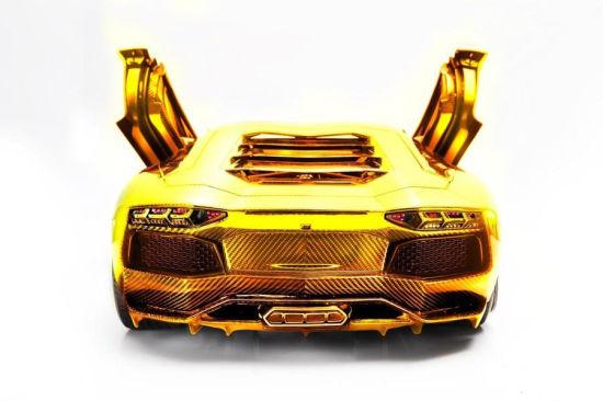动辄千万售价天价车模盘点 比真车还贵