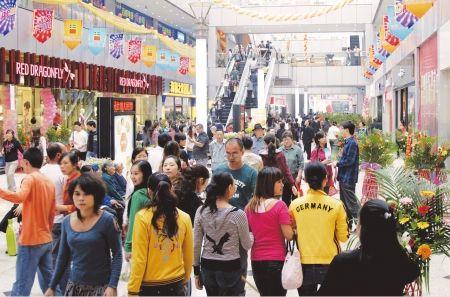 乐山市中区嘉瑞财富广场,财气、商气、人气爆棚。