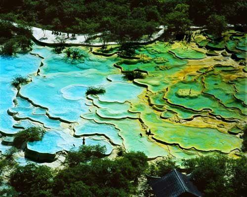 【旅行分享】四川最美的十个地方