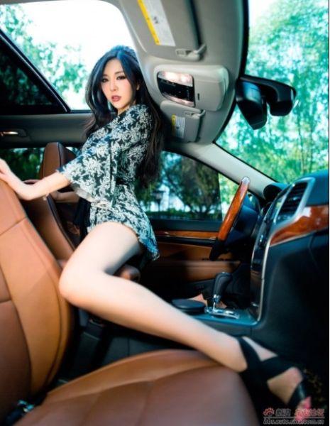 诱惑大块头郊外遭遇奇艳家具越野(5)_成都公司诗意美色车市广州图片