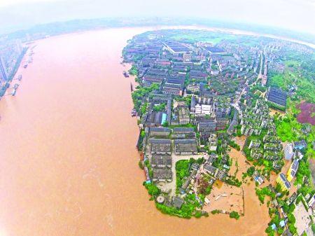 我省举行防汛紧急会商会应对长江上游干流洪峰