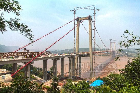 宜泸高速公路全线贯通 四川新增出川高速通道