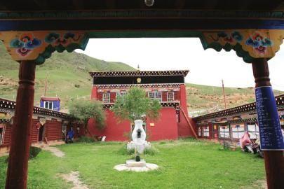 甘孜千年古灵国遗址探秘 格萨尔王或真有其人(图)