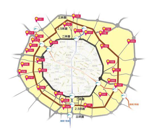 地图 户型 户型图 平面图 550_459
