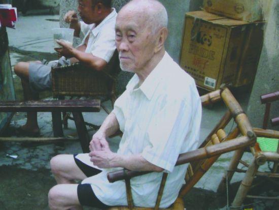 蒋平叔老人