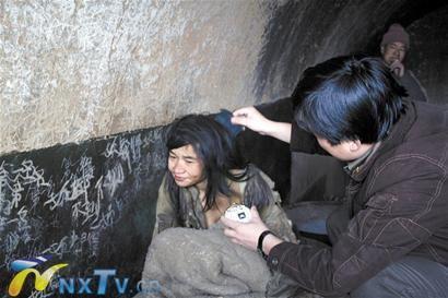 四川美女大学生被拐15年成痴呆图