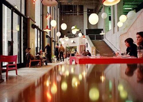 只为美食疯狂盘点全球最具艺术范餐厅
