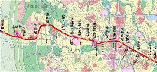 成都地铁4号线