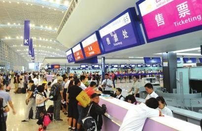 今年8月9日凌晨,双流机场二号航站楼正式运行。