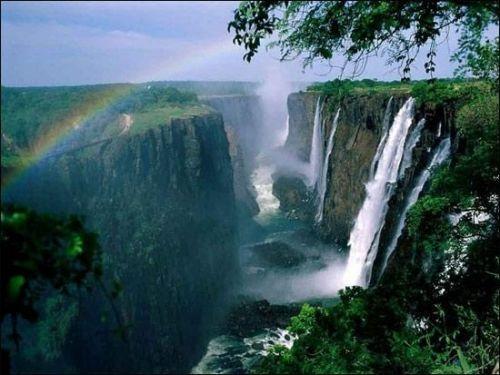 跟随《国家地理杂志》寻访十大水上奇迹(图)