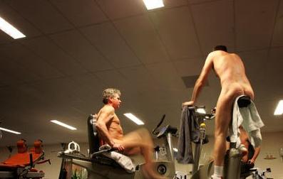健身房彩绘图片大全