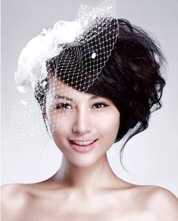 新娘妆与生活妆眼影的搭配 婚庆频道