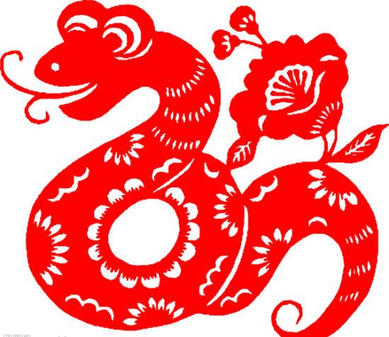 """剪纸的由来:   春节贴""""福""""字"""