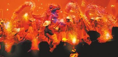 过年重温老成都范儿 探访成都10大春节民俗娱乐地