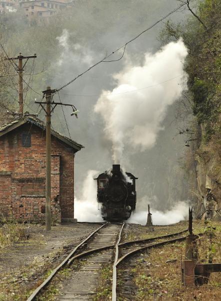 广元蒸汽小火车