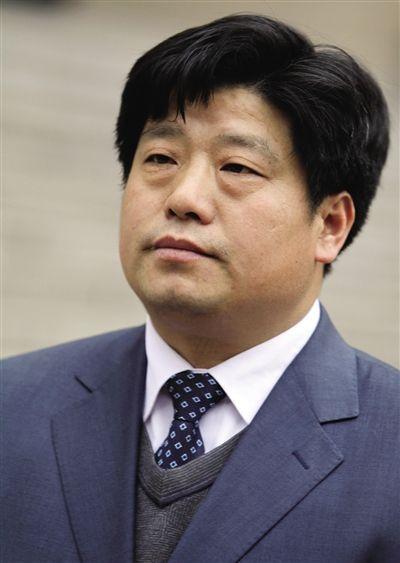 """""""信义兄弟""""孙东林今年当选为全国人大代表,成了农民工权益的""""代言人""""。孙新明 摄"""